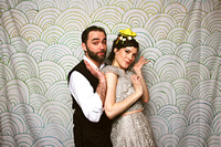 Neal + Darcie photo booth!